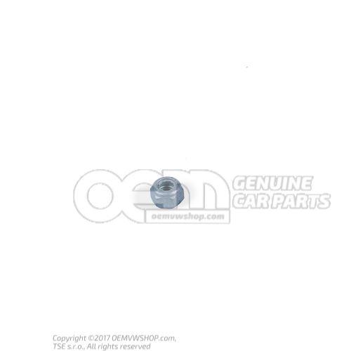N  0111849 Ecrou 6 pans, autoserreur M8
