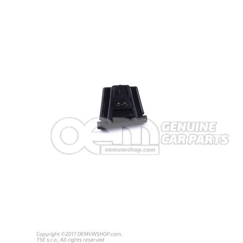 Capuchon d'arret noir satine 895853114A 01C