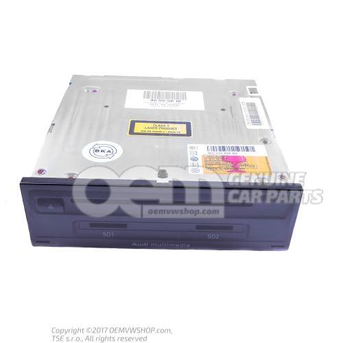 Unidad de control para sist. electronico informac. 'MMI 3G' 4E0035646BX