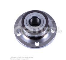 Cojinete de rueda con piezas de montaje 3G0598611A