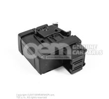 Switch for electromechanical parking brake -EPB- nero standard rhd 8K2927225D WEP