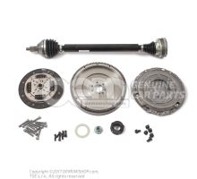 Repair kit for dual mass flywheel Audi VW Skoda Seat diesel engines