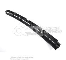Grille satin black Audi TT/TTS Coupe/Roadster 8S 8S0807647 9B9