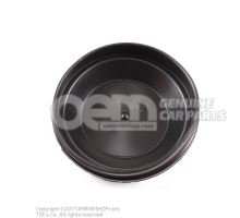 Cover cap for dipped beam for day driving lights cover cap for dipped headlight 3C0941607A