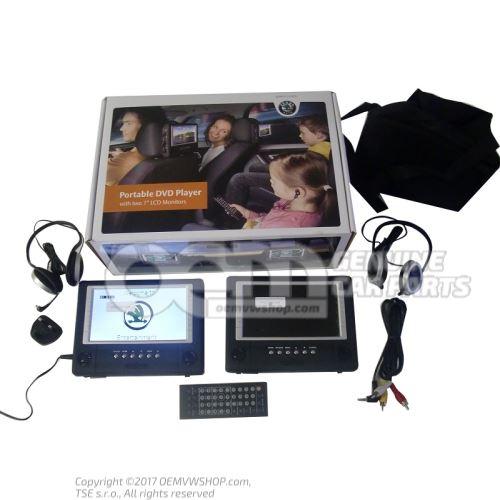Переносной DVD-проигрыватель AAM000020
