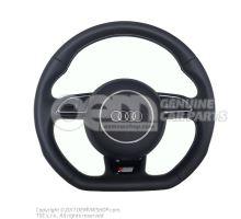 Volant Audi d'origine à fond plat OEM01455267