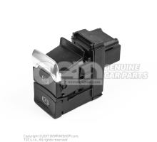 Выключатель электромеханич. стояночного тормоза  -EPB- чёрный nero standard 8K2927225D WEP