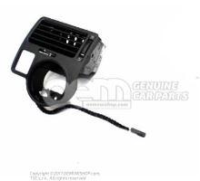 Дефлектор чёрный 1J1819703E 2AQ