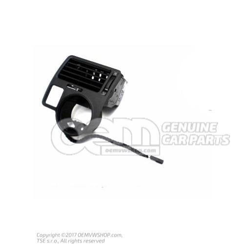 Difusor de aire negro 1J1819703E 2AQ