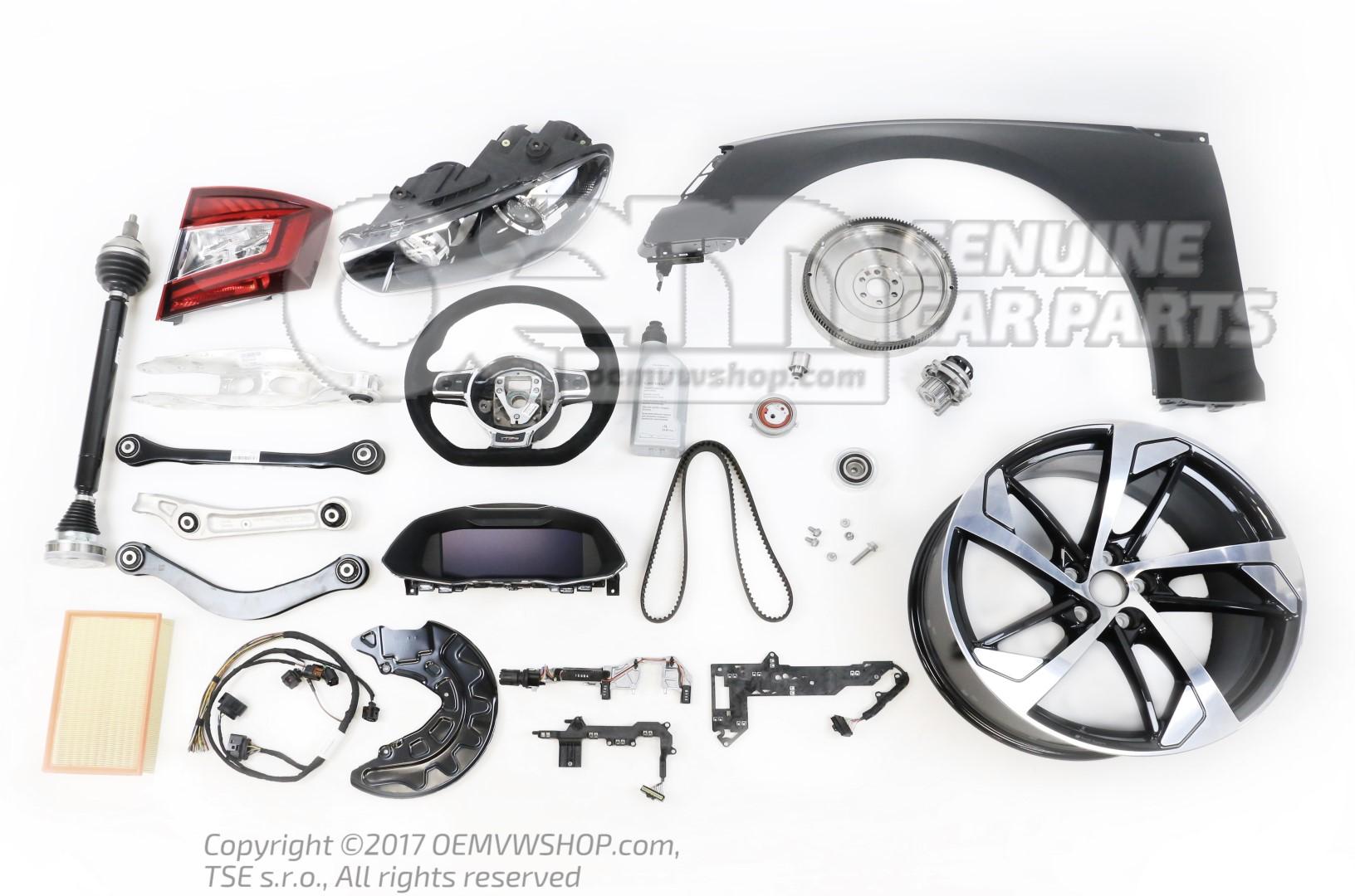 New Genuine Audi Cap 443887301D4PK OEM