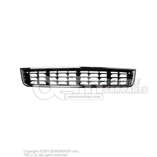 Air guide grille satin black 8E0807647 01C