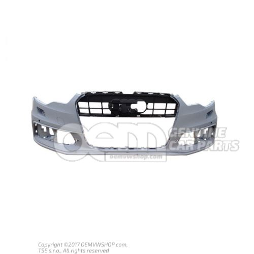 Облицовка бампера грунтован. Audi A6/S6/Avant/Quattro 4G 4G0807065D GRU