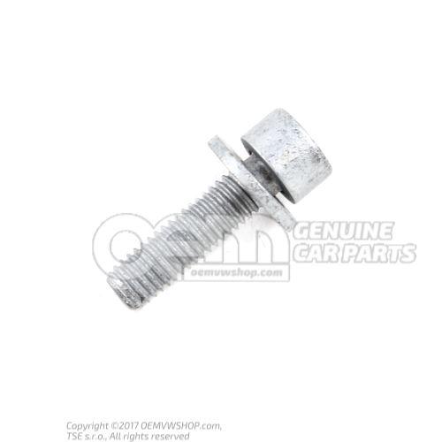 N  90271604 内六角圆柱头 螺栓(组合) M6X22
