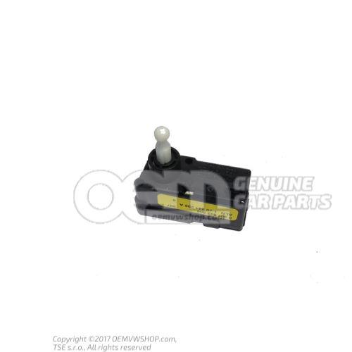 Headlight range control motor 1J0941295A