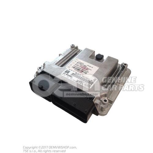 汽油发动机控制器 Audi A4/S4/Avant/Quattro 8K 8K1907115A