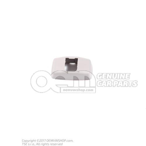 Cover cap pearl grey 3B0857563 Y20