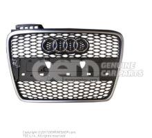 Calandra negro Audi RS4 Cabriolet/Quattro 8E 8E0853651L 3FZ