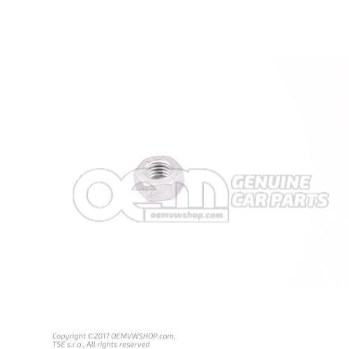 N  10155211 Ecrou 6 pans M10