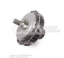 Kit d'embrayage de réparation multi-disques humide pour 0B5 / DL510 pour Audi Quattro 7 vitesses S tronic à double embrayage
