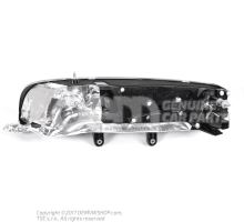 Tail light housing left black Audi R8 Coupe/Spyder 42 420945095H