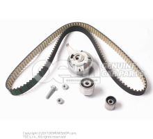 Repair kit for toothed belt 04L198119A