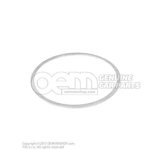 Rondelle plate WHT001976