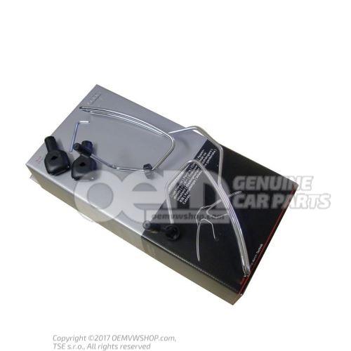 Вешалка для одежды для крепления на подголовнике 4L0061127