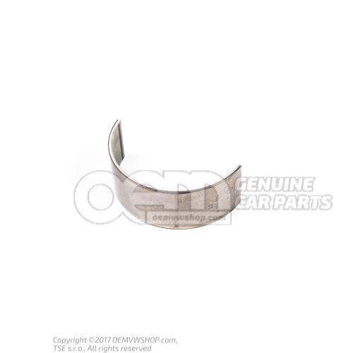 Connecting rod bearing shell yellow 045105701B GLB