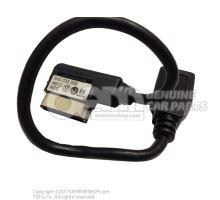Faisceau de câbles adaptateur pour prise multimédia MEDIA-IN 5N0035558