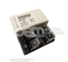 Выключатель электростекло- подъёмника nero (чёрный) 8K0959851F V10