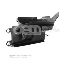Air guide left front Audi TT/TTS Coupe/Roadster 8S 8S0121673A