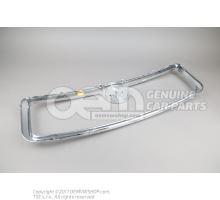Radiator grille chrome 6Y0853661 739
