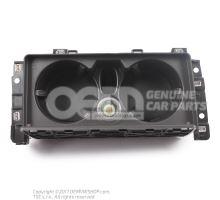 饮料架 幽灵(黑色) Audi Q8 4M 4M8862533 4PK
