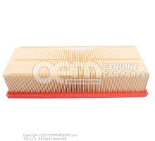 Air filter element 1K0129620D