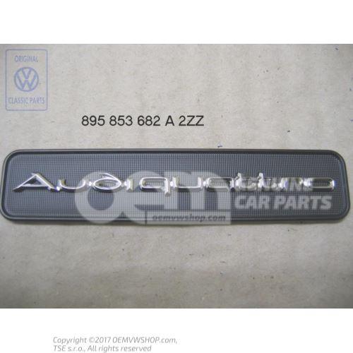 Monogramme chrome 895853682A 2ZZ