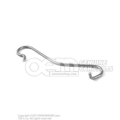 Support p. cable de frein 1J0609651H