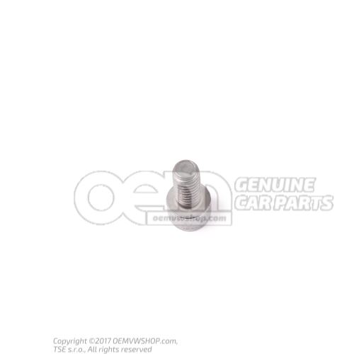 Socket head bolt with hexagon socket head N 0147018