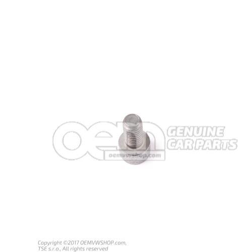 N  01470111 Tornillo cilindrico con cabeza de hexagono interior M6X12