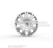 1套车轮装饰罩 Skoda Octavia 1Z 1Z0071435