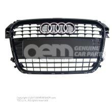 Calandra negro-brillante Audi A1/S1 8X 8X0853651 ALZ