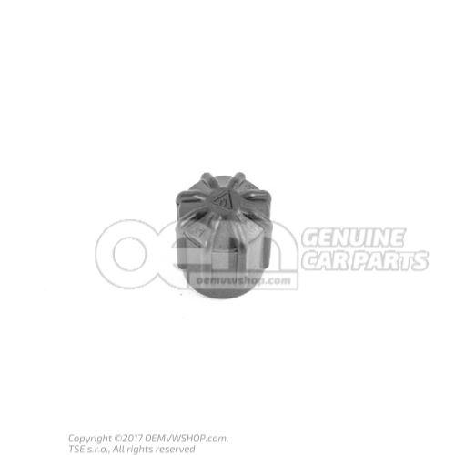 Tapa protectora conducto de refrigerante retorno 3C0820231