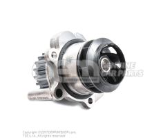 Coolant pump with sealing ring 045121011H