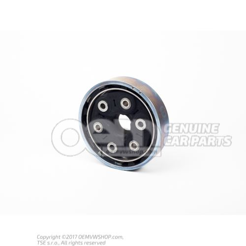 Jointed coupling with balance weight 1K0521307A
