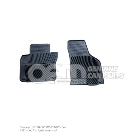1 комплект ковриков DCC400001