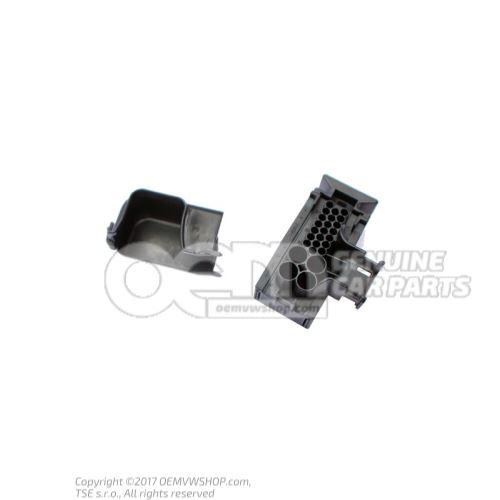 Корпус плоского разъёма с фиксатором контактов 1K0973213