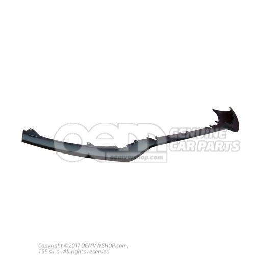 Spoiler couche de fond Audi RS5 Coupe/Cabriolet Quattro 8T 8T0807110 GRU