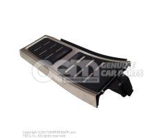 Cover for footrest aluminium 4G1864777A 3Q7