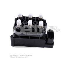 Блок клапанов 4F0616013