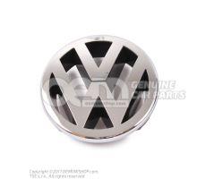 Simbolo VW cromado brillante/antracita 1T0853601A FDY