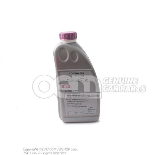 Coolant concentrate G A13A8JM1